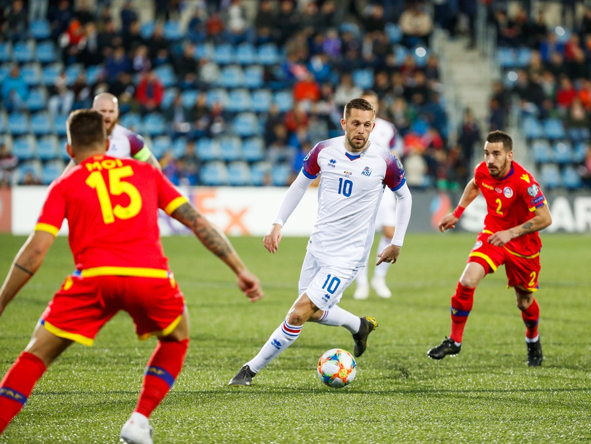 Andorra 0 Islandia 2 - Eliminatorias Eurocopa 2020 - Video D2S0ccIXcAE1KQc