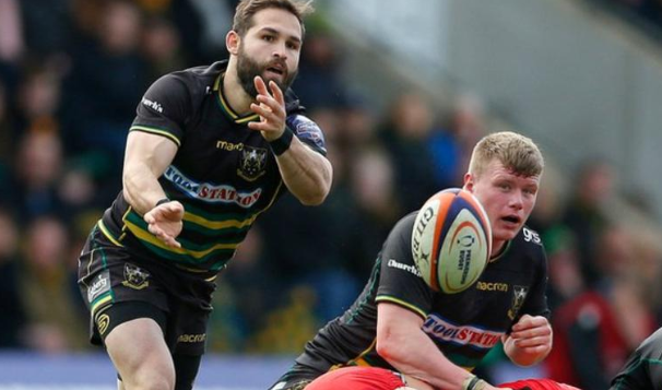 test Twitter Media - Free-flowing Northampton Saints took the East Midlands derby honours with a dominant 29-15 win over Leicester.  https://t.co/37JqYCHpMf https://t.co/Wpa1xTlhdl