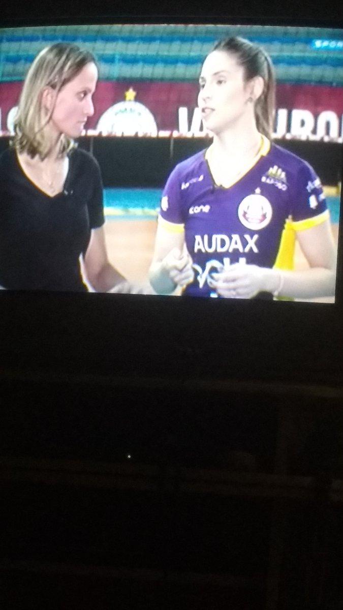 Joice's photo on #voleinosportv