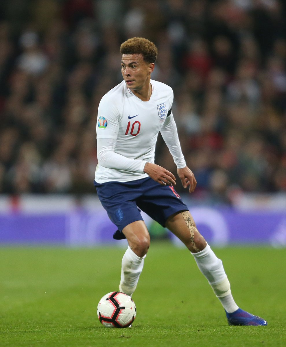 Dele's photo on #ThreeLions