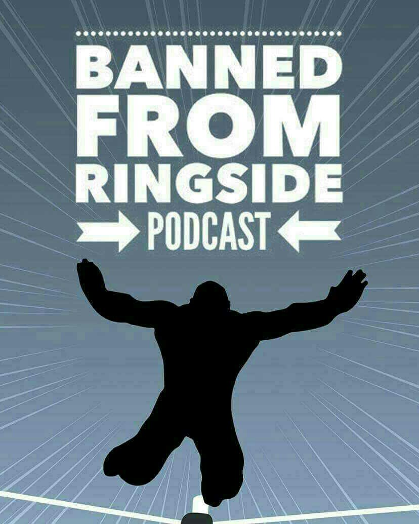 Subscribe to our YouTube channel Banned From Ringside podcast! Live streams every Thursday night at 6 CST!   In addition check out our BFR Banged Up series where we discuss our favorite WWE moments! Click the link and smash that subscribe button!   https://www.youtube.com/channel/UCFzene8hA8c5tyhqbmVBo5Q…