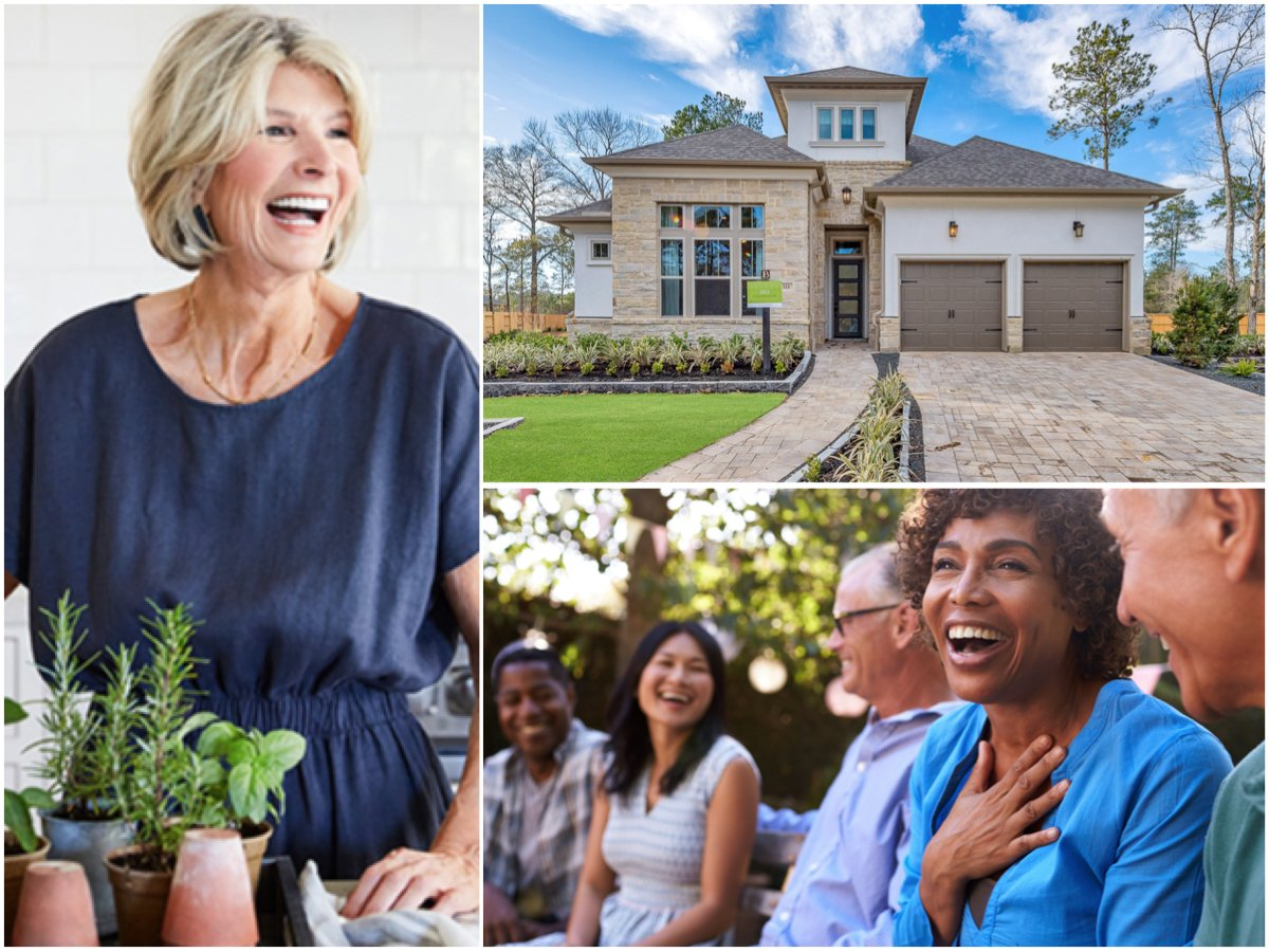 In the market for a #newhome? Come out for an afternoon of #free #food, #champagne, craft #beer, & #hometours at the grand opening of Bonterra's #new model park in #Montgomery! It's all happening on Sat., March 23, from 1-4pm... http://bit.ly/2SKv1qU .