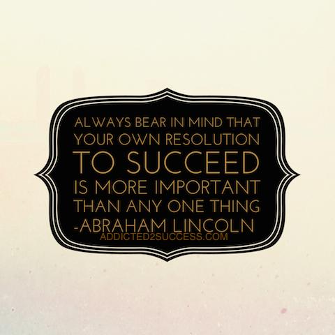 Abraham Lincoln.- #quote #image via http://addicted2success.com http://goo.gl/7D8fL5
