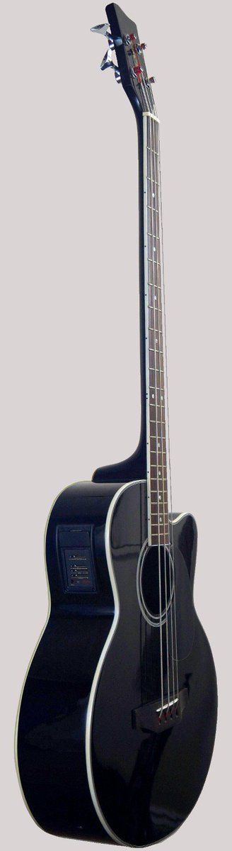chinese acoustic bass guitar