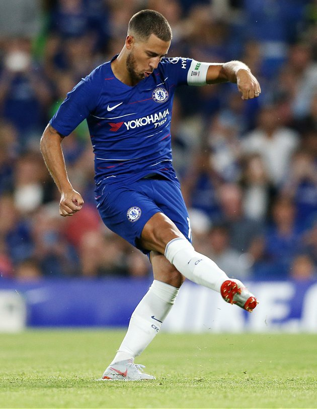 Real Madrid coach Zidane happy after calling Hazard #Chelsea  https://fanly.link/77a9964811