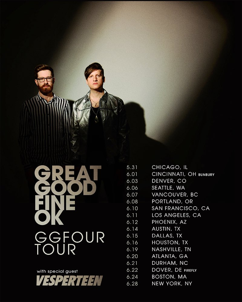 Great Good Fine Ok's photo on ON SALE NOW