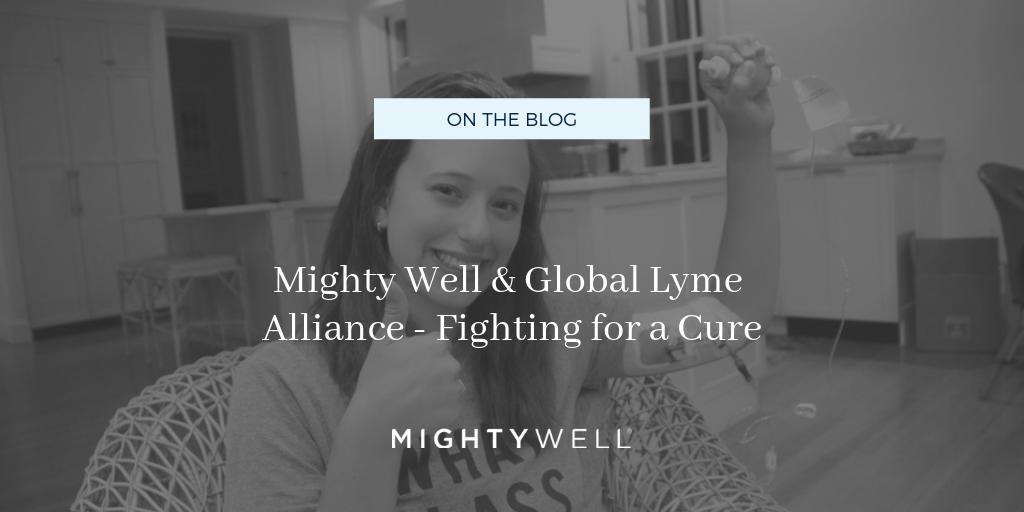 test Twitter Media - We are thrilled to partner with @LymeAlliance to help raise funds to support their vital research in finding a cure for #LymeDisease. 💚💪 Find out ways that you can show your support with some Mighty Well and GLA swag in our blog: https://t.co/y2GZwnV9VH. https://t.co/wKhbcyEwY3