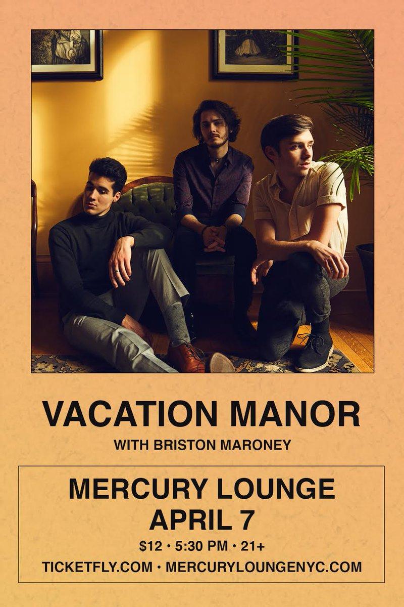 Mercury Lounge's photo on ON SALE NOW