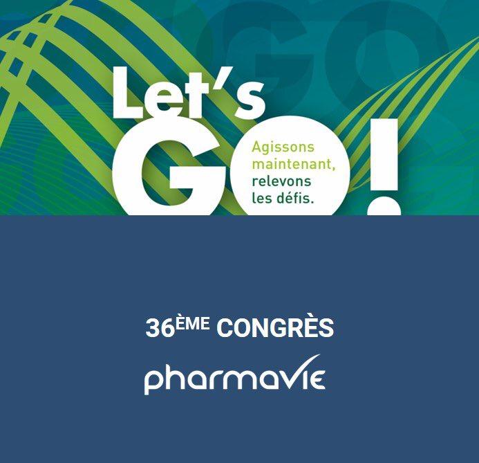 Inédit : suivez notre #CongrèsPharmaVie en direct sur @Pharmaradio! Onco, nutri, vaccination, CPTS, engagement associatif,… le pharmacien est un acteur de santé incontournable. Décryptage & bonnes pratiques en direct  sam. 14h30-17h30 dim. 10h-12h https://t.co/MJsPEZrRvl