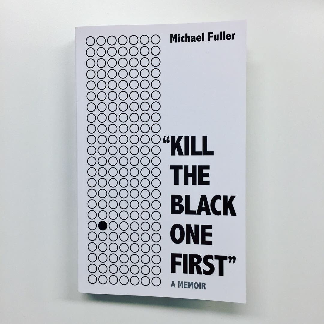 """I'm reading Michael Fuller's memoir """"Kill The Black One First"""" (@BlinkPublishing). I've read many books, but this is in its own league. Then last night guess who was on @BBCHARDtalk with Mr. @stephensackur? Mr. Fuller himself –UK's First Black Chief Constable! Much #Respect Chief"""