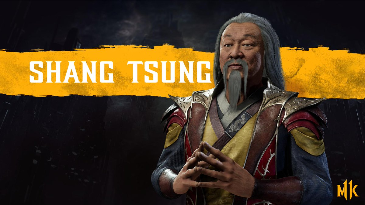 Shang Tsung Is Mortal Kombat 11's First Confirmed DLC Character