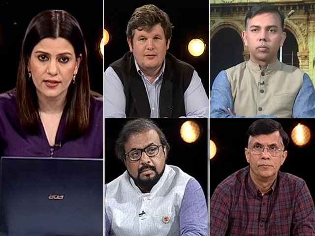 .@LRC_NDTV | Road to 2019: Who has the edge?   Watch full show here: https://goo.gl/SrEzjR