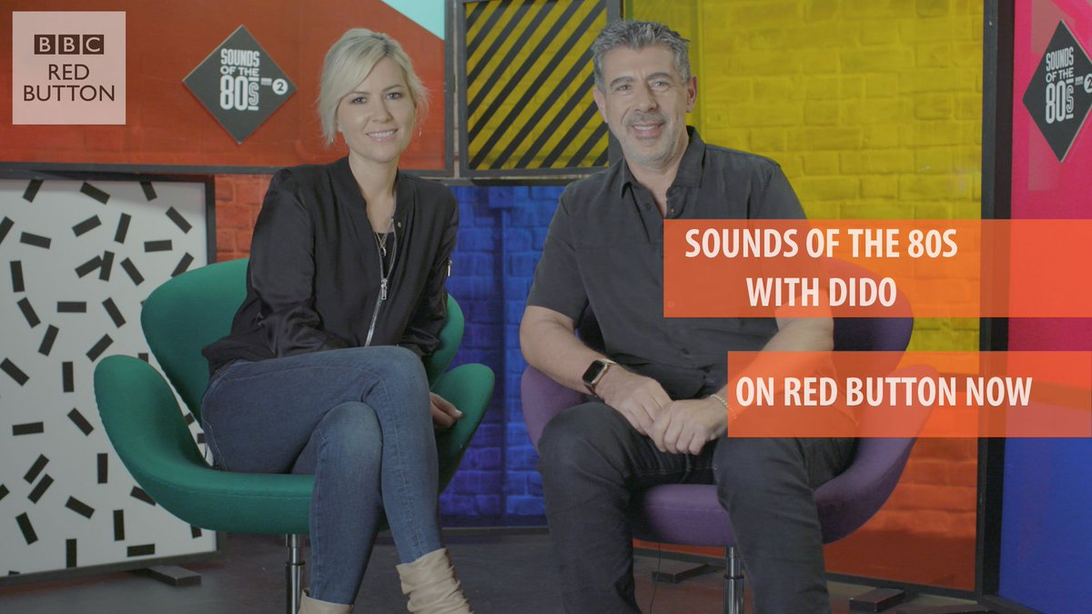PRESS 🔴 as we go down memory lane with Gary Davies and @didoofficial on Sounds of the 80s 🙌 #FridayFeeling #80s https://t.co/B7GiFDqqeQ
