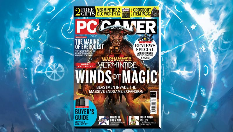 UK readers: get 5 issues of PC Gamer for £5 in our Spring sale buff.ly/2JzDQEM