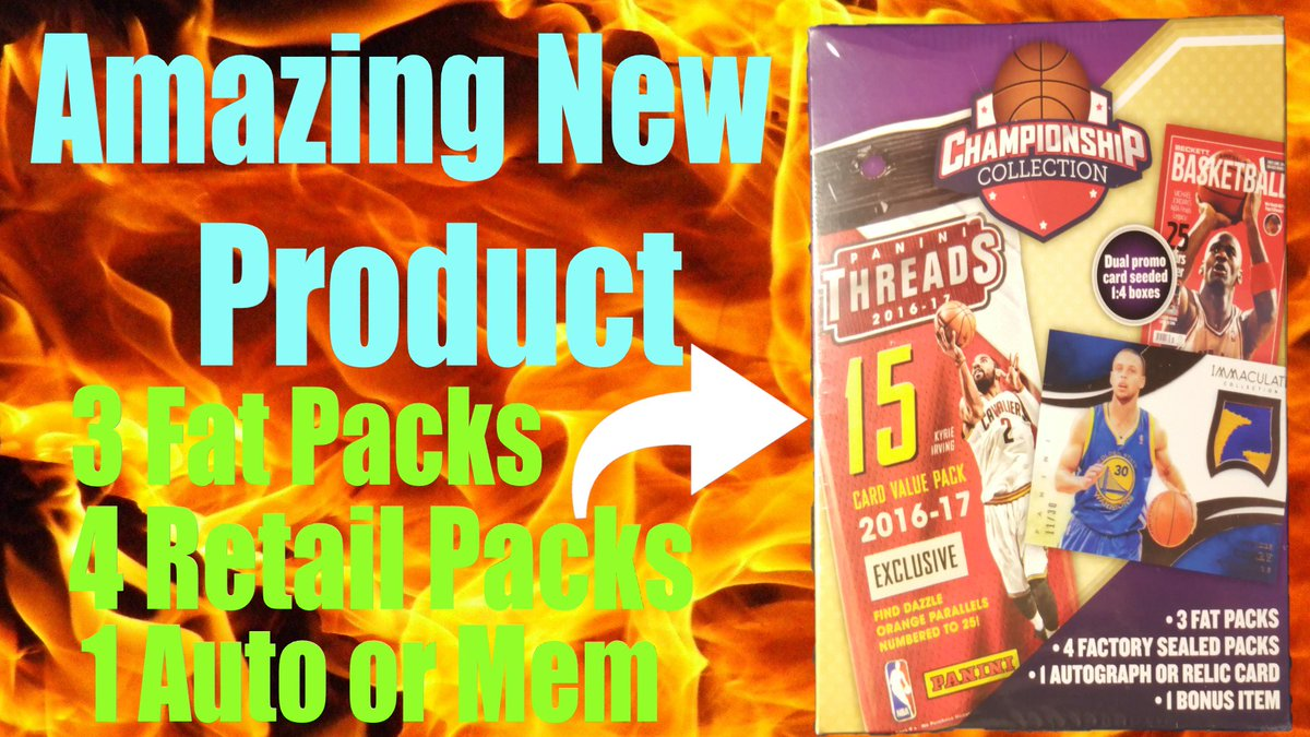 New YouTube Video https://youtu.be/xa7Er37hP9k #championshipcollection #walmart #panini #nba #tradingcards #fatpacks #blazers #timberwolves #lebron #kd #76ers #sixers #lakers #warriors #carmelo #nuggets #knicks #nets #spurs #nbacards #newvideo #curry #goldenstate #prestige #hoops #hit