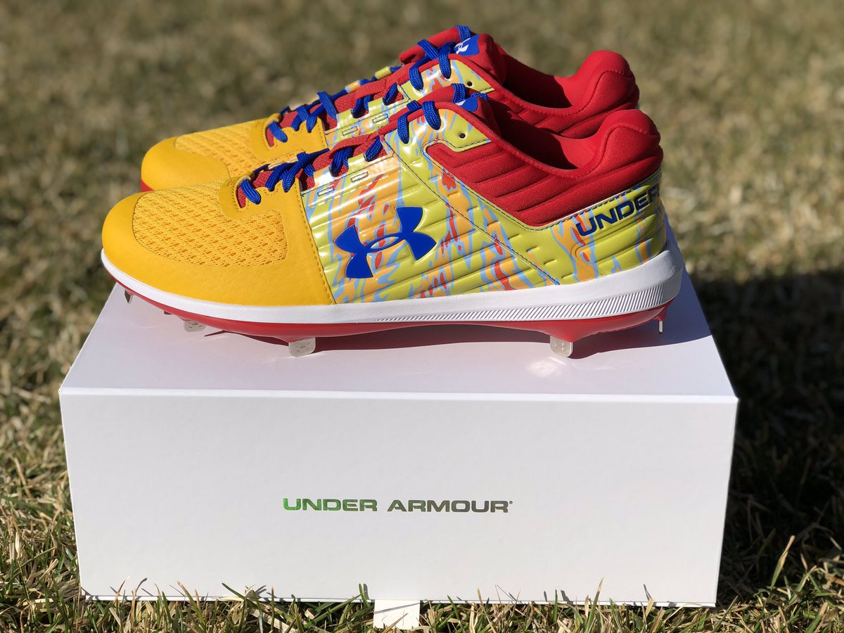 Rugrats-inspired UA ICON Yard cleats