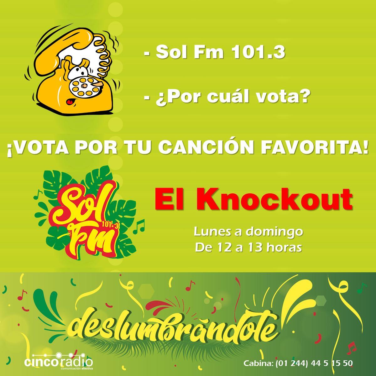 Sol FM 101.3's photo on #FelizViernesATodos