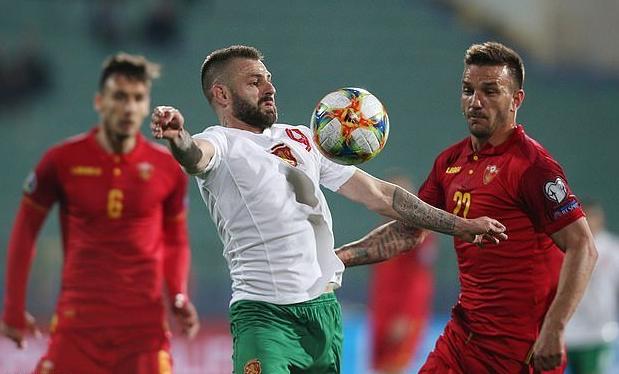 Bulgaria 1 Montenegro 1 - Eliminatorias Eurocopa 2020 - Video D2SOUHJX4AA0dNO