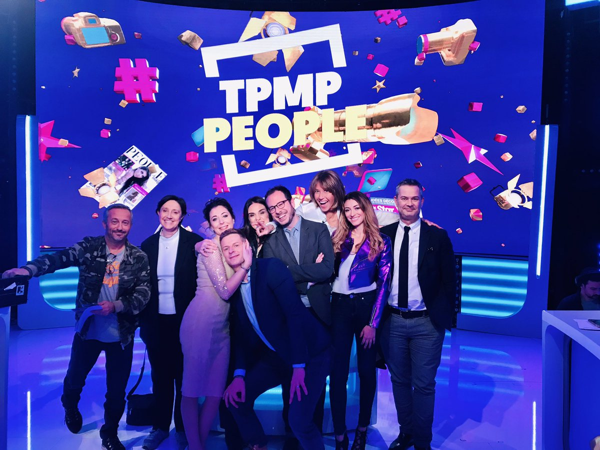 lallier michel's photo on #TPMPPeople