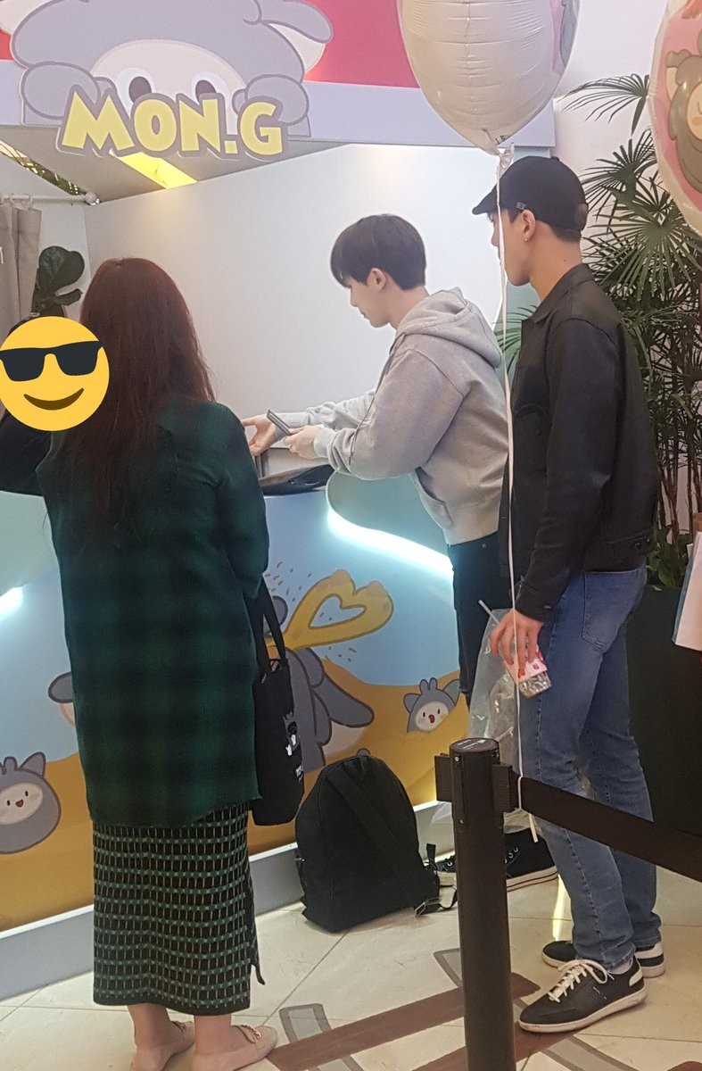 wonho buying a mon g plush with his own money is hilarious to me, cause he probably just gonna get the funds back due to revenue <br>http://pic.twitter.com/ZDqaDXR031