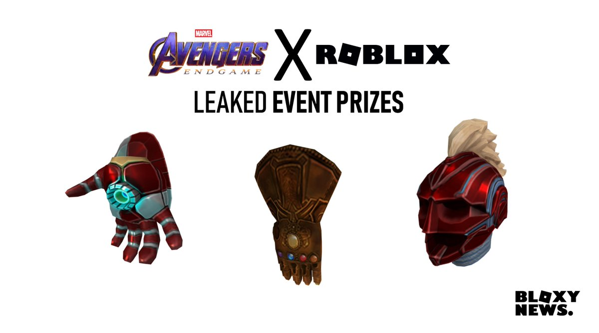 Bloxy News On Twitter Bloxynews Some Prizes For A Possible