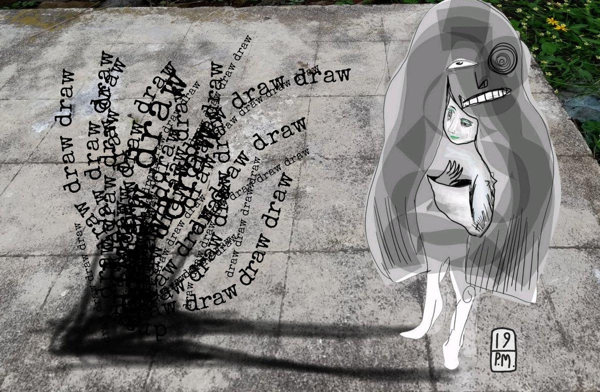 Sombra - shadow Collage digital #collage #digitaldrawing #dibujo #drawing #digitalcollage #draw #shadow<br>http://pic.twitter.com/GaYmrO4oTk