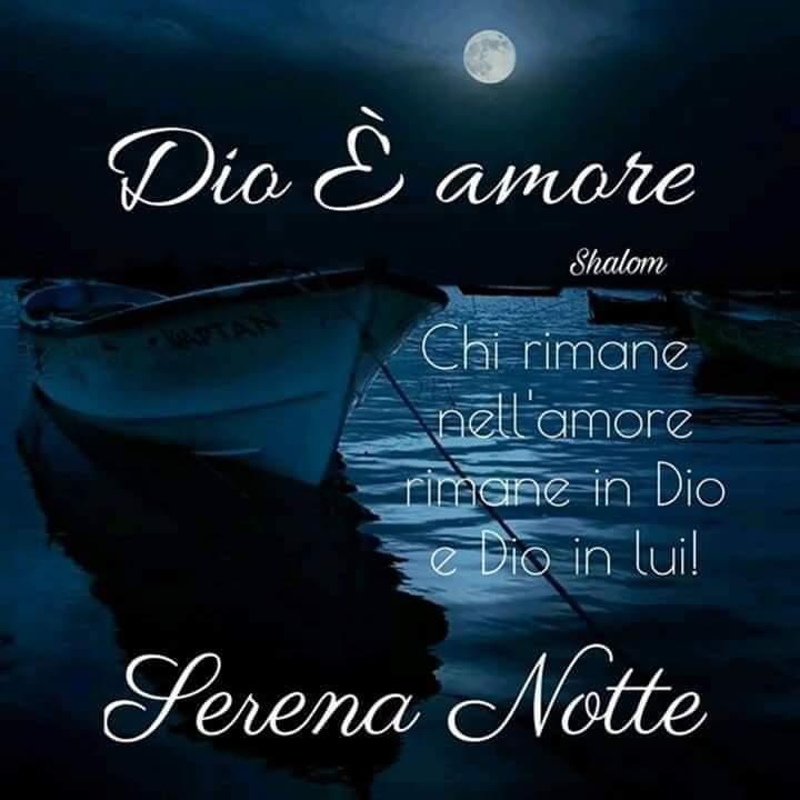 Buona Notte E Sogni D Oro A Tutti Amici E Amiche A Domani