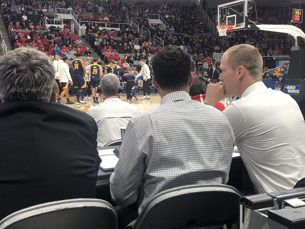 Wisconsin Basketball's photo on Greg Gard