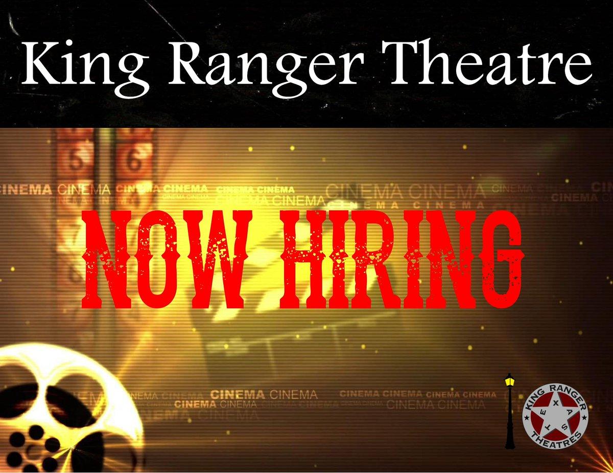 King Ranger Theater >> King Ranger Movie Theatre Krt Seguin Twitter