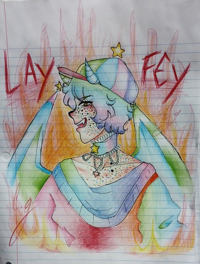 ★L A Y F E Y ★ Me gustaron las tres versiones --chilla-- #drawing #drawthisinyourstyle ¿ #dibujo #happymedibuja<br>http://pic.twitter.com/spTUpO910M