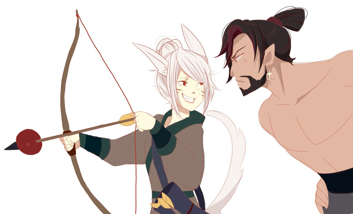 &quot;I&#39;ll make a BRD out of you!&quot;  FFXIV x Mulan Parody |D #FFXIV<br>http://pic.twitter.com/nmz0UYUtF0