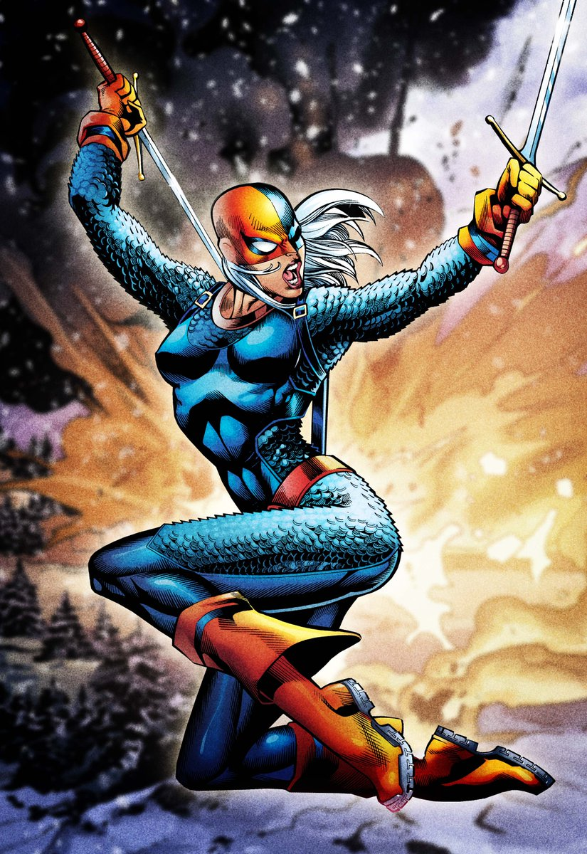 Deathstroke&#39;s daughter joins Season 2 of @DCUTitans! Head here for details on Rose Wilson&#39;s appearance on @TheDCUniverse series:  http:// bit.ly/2Tozosj  &nbsp;   #DCUTitans<br>http://pic.twitter.com/R0chgmN9J8