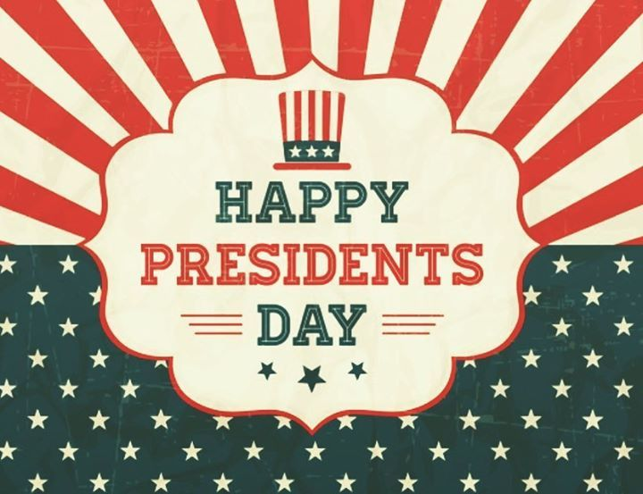 Hi Pickett people! We will be closed Monday, February 18 in observance of Presidents' Day. Have a safe snow free weekend. #pickettpropertymanagement #presidentsday #nosnowplease #threedayweekend