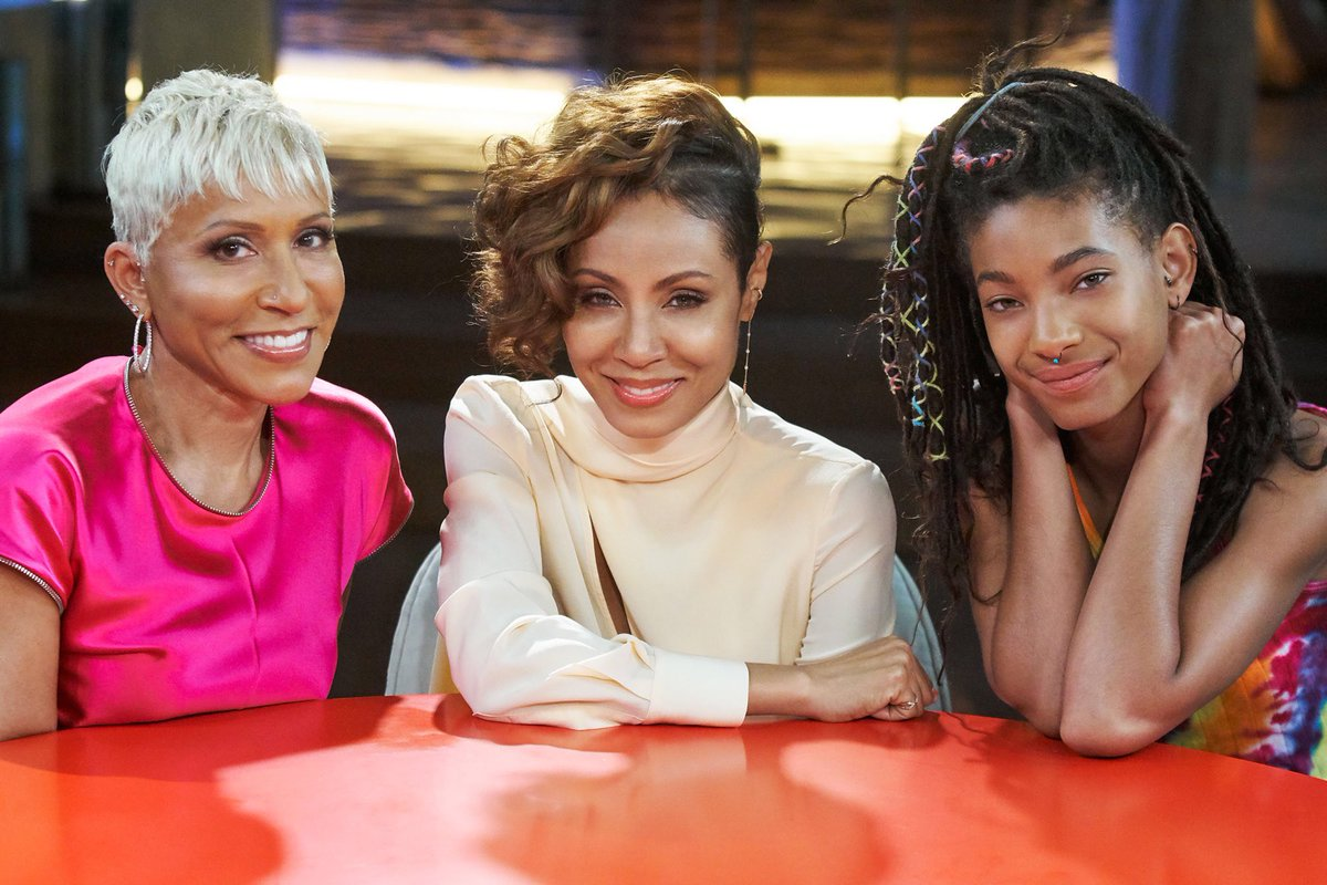 Red Table Talk becomes the first Facebook show nominated for a Daytime Emmy Award✨🙌🏽