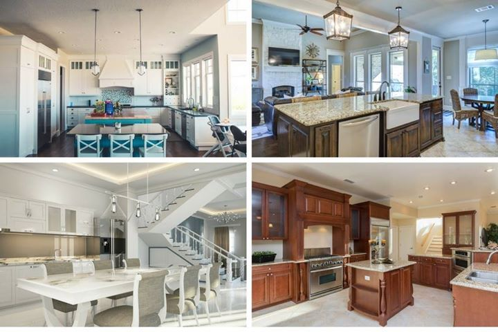 TIME TO VOTE! If you could choose one of these 4 kitchens as your very own – which would you choose? https://ift.tt/2xjf3yJ