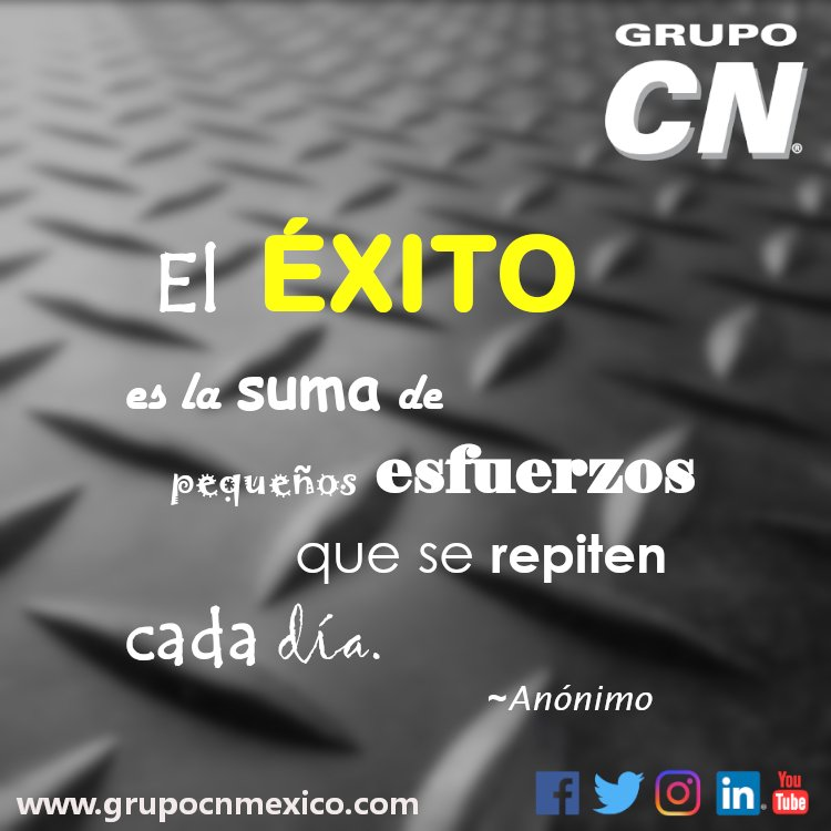Grupo CN / Clavos Nacionales Mexico's photo on #FinDeSemana