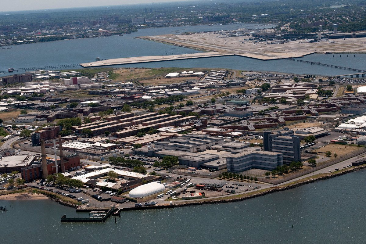 Rikers inmate population expected to surge before closing https://trib.al/u1m6hN9