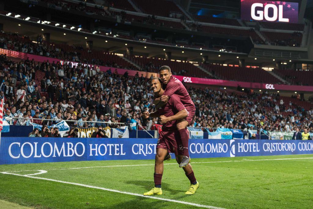 Argentina sufrió un cachetazo inesperado ante Venezuela, en la vuelta de Messi a la Seleccion (Video) D2SmVM6WoAAI0E0