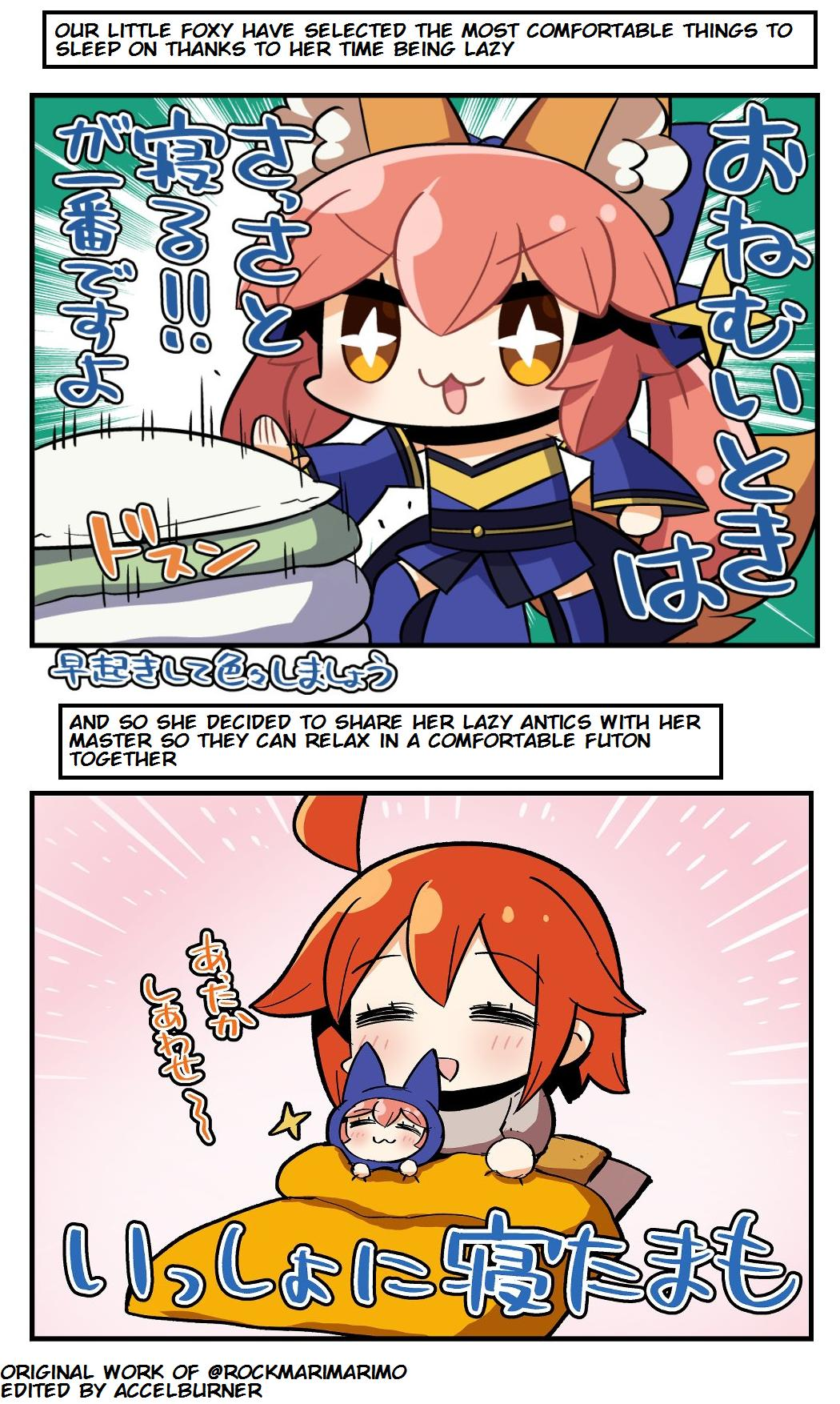 Minamamo's chronicles D2So-CnX0AI5ke6