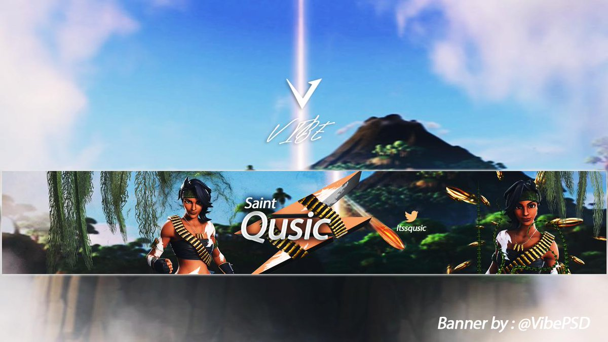 Youtube banner for @ItssQusic   Likes and rts appreciated :)<br>http://pic.twitter.com/MDh3QEnU1w