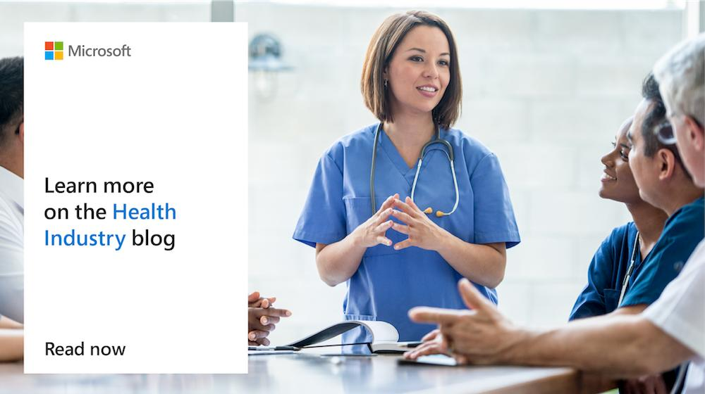 Only 4% of healthcare providers believe they are prepared to incorporate #AI into their business. Discover how you can use #AI to get the most out of your data: http://msft.social/fNh0l5