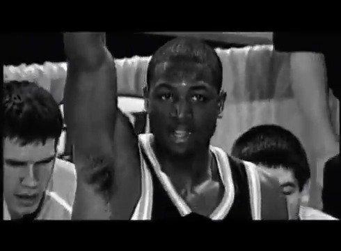 WOODEN POEM   2009 @Gatorade Ad Directed by Spike Lee  Starring John Wooden, Bill Walton, Dwyane Wade, Candace Parker, Kevin Durant & Michael Jordan