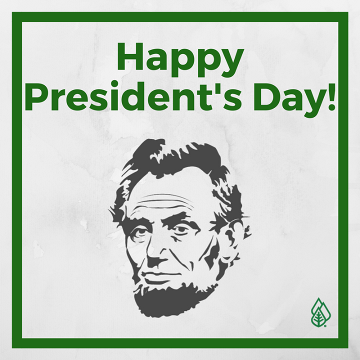 Today is #PresidentsDay! How will you celebrate?