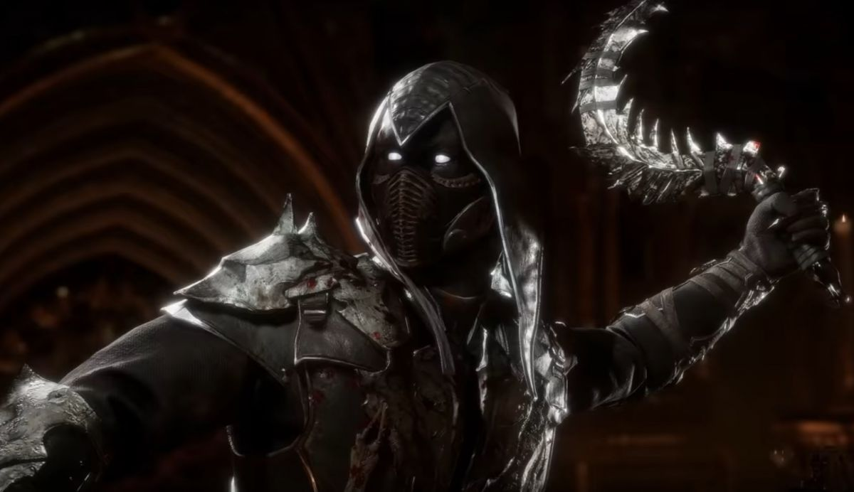 Noob Saibot steps out in his Mortal Kombat 11 reveal trailer buff.ly/2HPooll