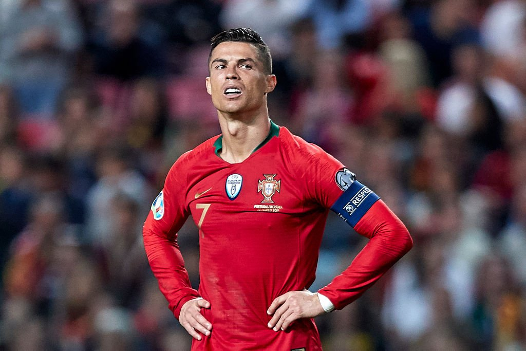 Portugal 0 Ucrania 0 - Eliminatorias Eurocopa 2020 - Video D2SyocLWoAEQkJ0