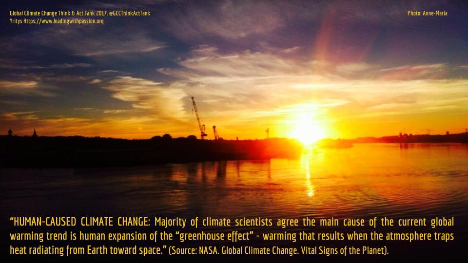 What is the main cause of climate change? http://bit.ly/GCC999Climate #climatechange #climateaction