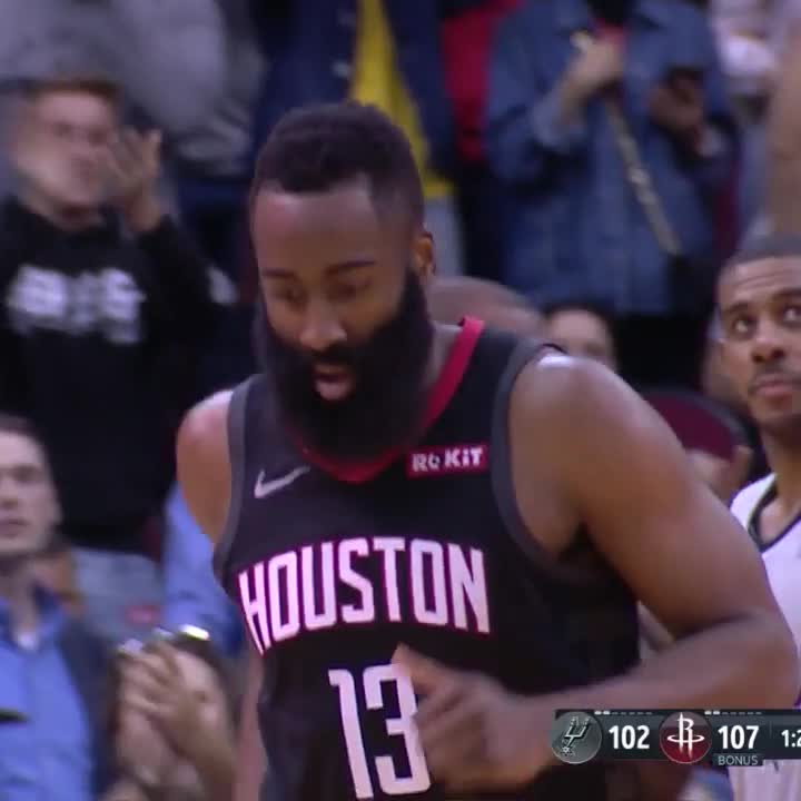 NBA on TNT's photo on James Harden