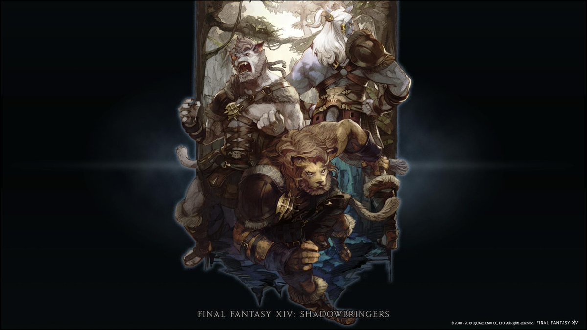 FINAL FANTASY XIV's photo on ロスガル