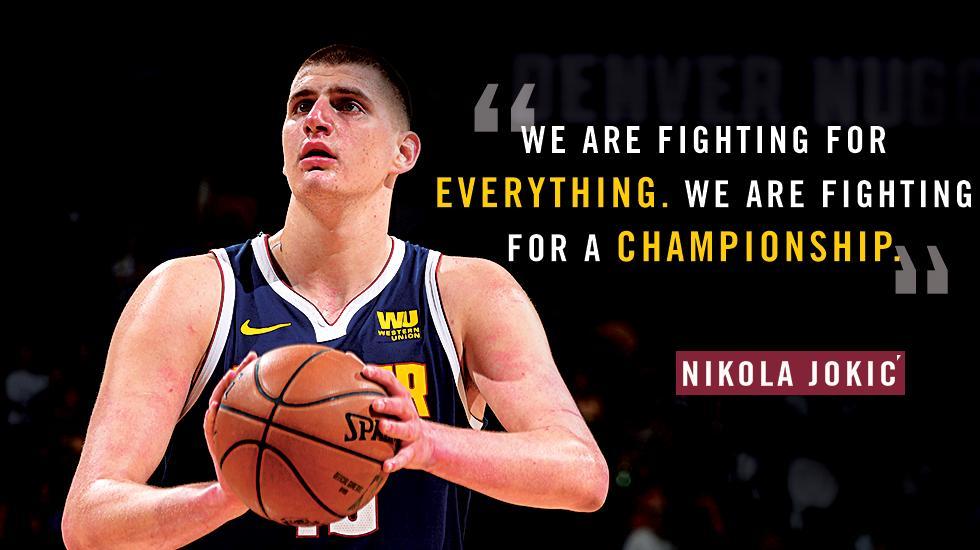 WE WANT IT ALL.   #MileHighBasketball