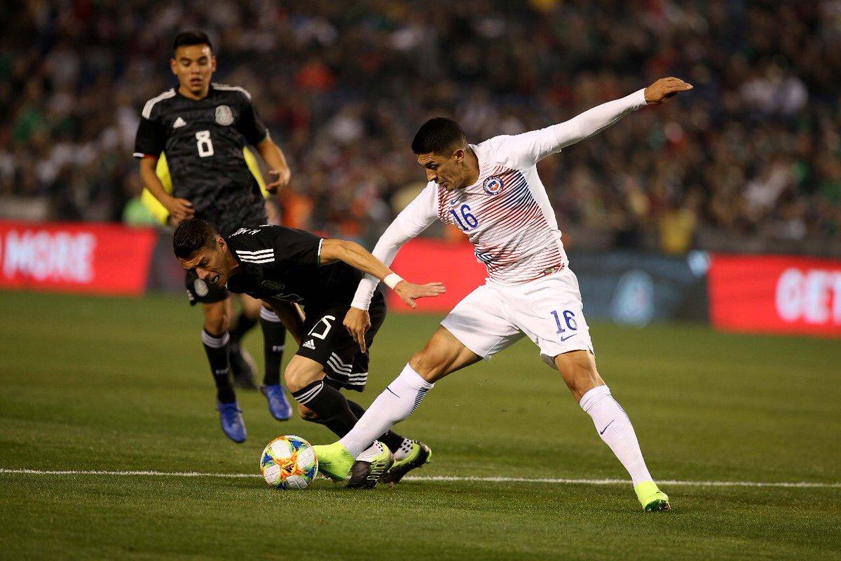 Perdió Chile con Hernández